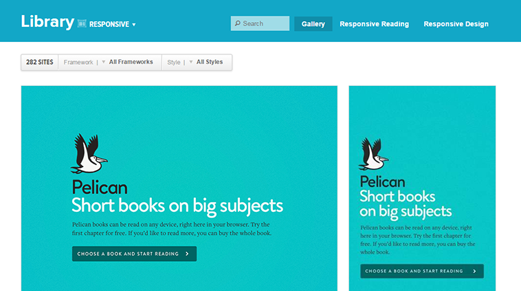 Responsive from ZURB