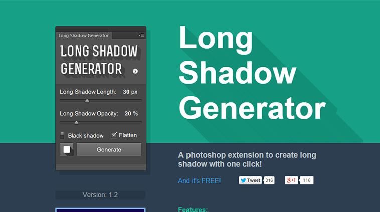 LongShadowGenerator