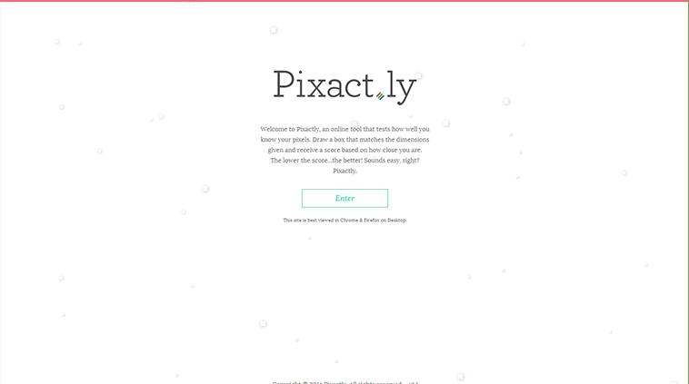 Pixactly